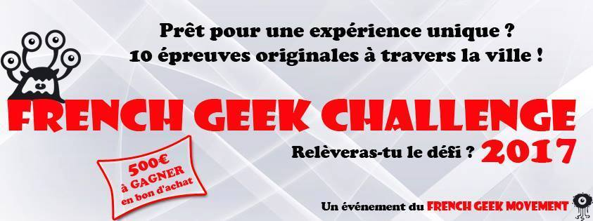 French Geek Challenge